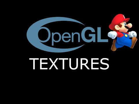 Modern OpenGL 3.0+ [GETTING STARTED] Tutorial 3 - Textures