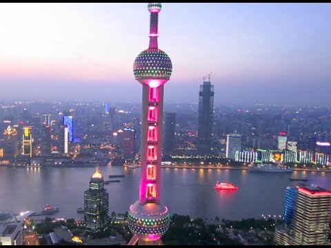 Shanghai Vlog: Best View of the Bund!