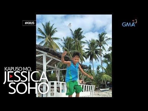 Kapuso Mo, Jessica Soho: Kamay ng Sacred Heart of Jesus, caught on cam?