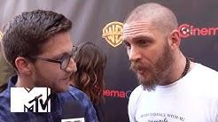 Tom Hardy Talks 'Mad Max: Fury Road' at CinemaCon 2015 | MTV News
