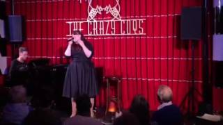 Zedel Follies- Emma Lindars