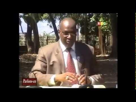 PARLONS-EN -Réunion annuelle des douanes de Guinée: