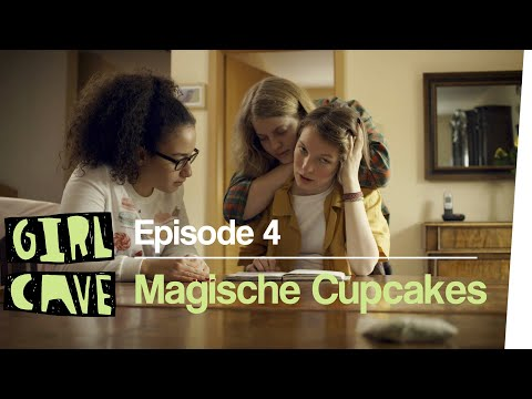 Magische Cupcakes! | Girl Cave Serie - Folge 4 (with subs)