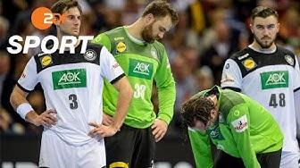 DHB-Team verliert Halbfinale gegen Norwegen | Handball-WM - ZDF