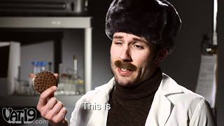 Astronaut Ice Cream Sandwiches (Freeze-Dried)