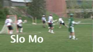 Deerfield Academy vs Taft School lacrosse highlight video (April 21, 2012)