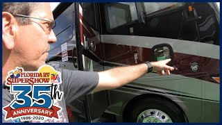 Florida RV SuperShow 2020 - Tiffin Allegro Open Road