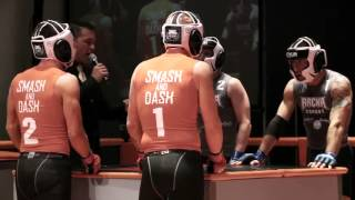 Arena Combat American Battleground | epic bout between Warrior Brigade and  team of Smash and Dash