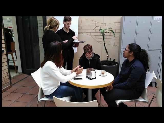 Certificat de professionalitat de Serveis de Bar i Cafeteria