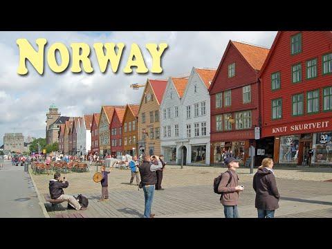 Norwegia - Kraina