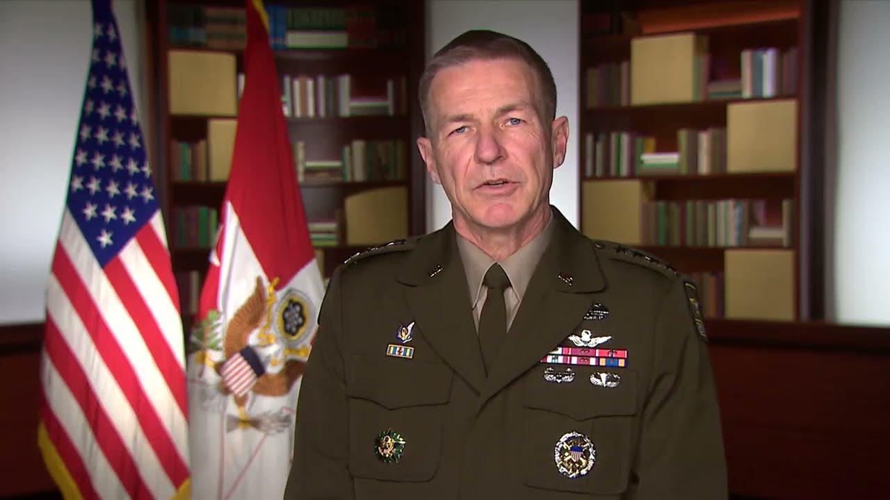 National Vietnam War Veterans Day 2021 - Gen. James C. McConville