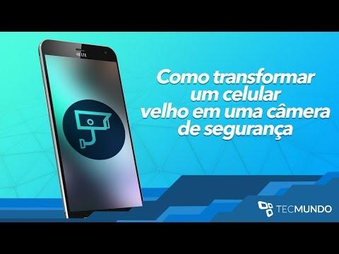 Como Transformar Um Celular Velho Em Uma Câmera De Segurança [Dicas] - TecMundo