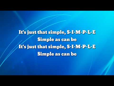 Florida Georgia Line - Simple lyrics