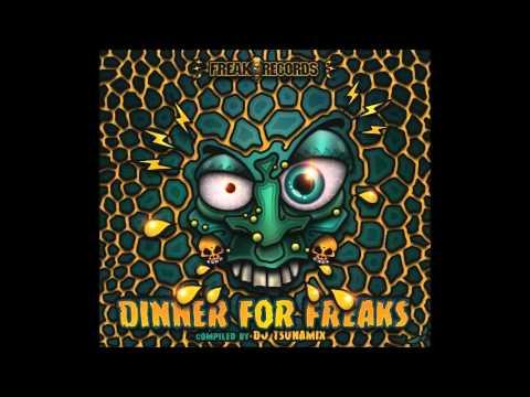 Cosmo & Arcek & Galactic Brain & Hyperactive 25 - Dinner For Freaks