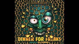 Cosmo & Arcek & Galactic Brain & Hyperactive 25 - Dinner For Freaks