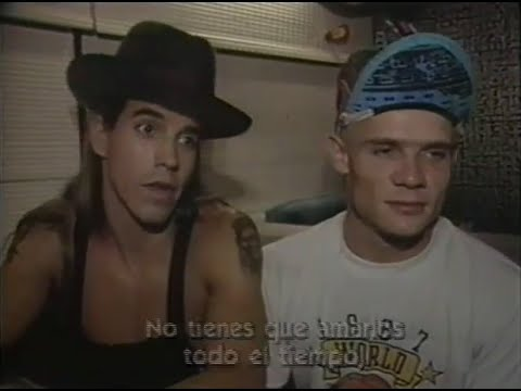 Red Hot Chili Peppers - MTV Biography & Documentary 1996 (Full) Sub. Español