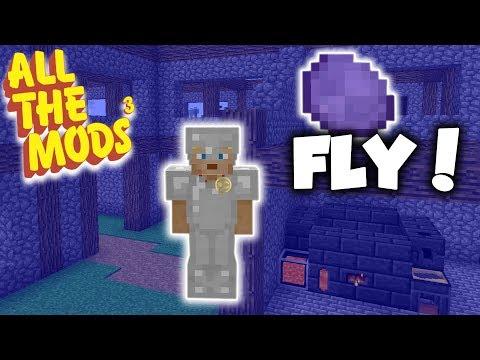Wir können FLIEGEN! - #28 - All The Mods 3 - Minecraft 1.12 Modpack