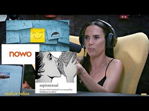 "Maluco Beleza -  ""Sou uma sapiosexual"" -  Iva Domingues (pt4)"