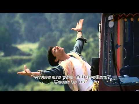 Dagariya Chalo (Eng Sub) [Full VideoSong] (HD) With Lyrics - Chalte Chalte