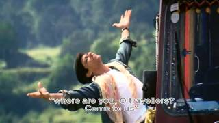 Dagariya Chalo (Eng Sub) [Full VideoSong] (HD) With Lyrics - Chalte Chalte