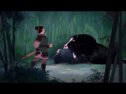 Mulan Meets Mushu (Fandub Ready {Mushu Off})