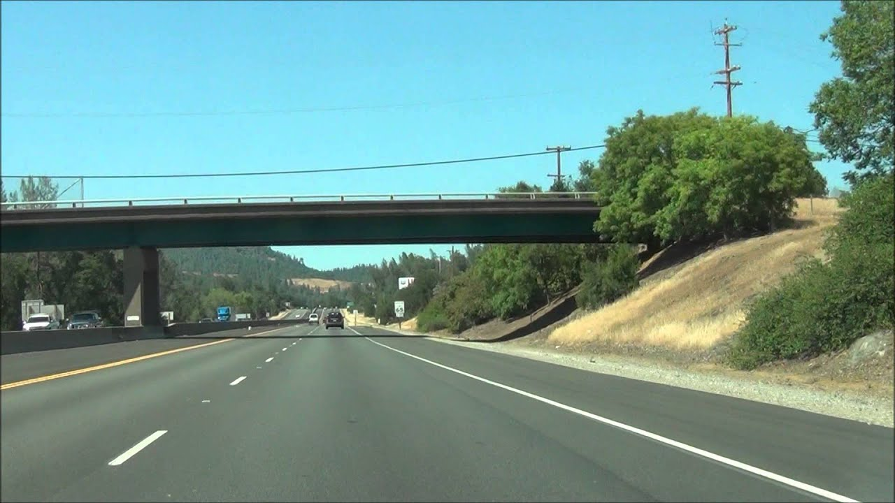 680 Freeway Traffic Report - Year of Clean Water