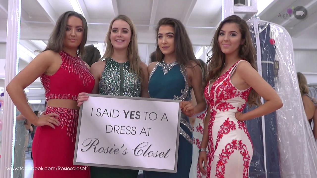 Rosieu0027s Closet Promotional Video   Newry Fashion Video