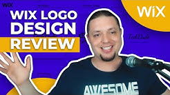 Wix Logo Maker Review + Easy Tutorial [Make a FREE LOGO]