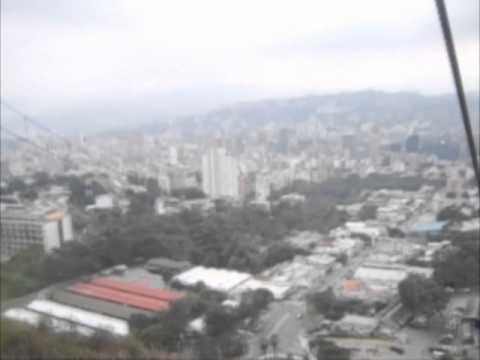 Cable Car Ride Caracas