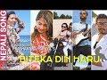 Biteka Din Haru | By Prashant Raj Baniya | Modern Song 2018 Ft. Tenzing/Nandita/ Namu Whatsapp Status Video Download Free