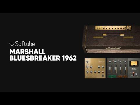 Introducing Marshall Bluesbreaker – Softube