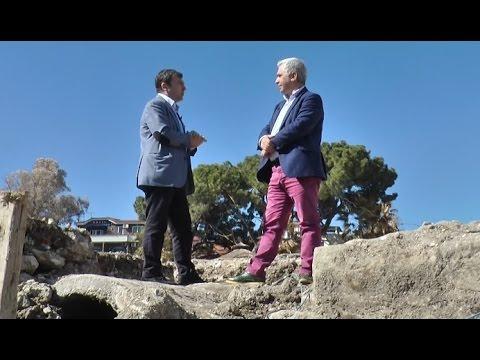 Report TV - Dako: Veliera do ndërtohet Durrësi do bashkëjetojë me antiken