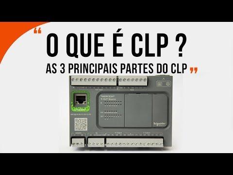 O que é CLP: Quais as 3 principais partes do CLP