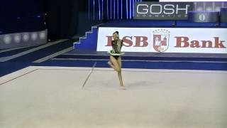 Ding Pen Ami (MAS) hoop  Qual  Cup of World 2014 Minsk