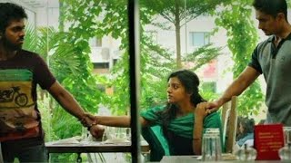 Yeno valigalum marayala video song/brother sister love Tamil song....