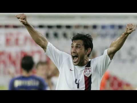 Futbolistas argentinos nacionalizados: Mastroeni Pablo (EE.UU)