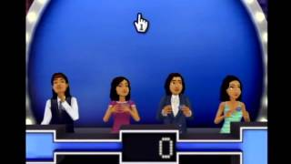 Let's play Family Feud 2010(Wii)