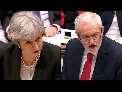 Reino Unido: Líder laborista presenta moción de censura contra Primera Ministra