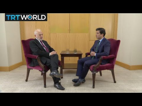 Exclusive interview with Iraq's Foreign Minister Ibrahim al Jaafari