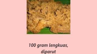 Resep Masakan Gepuk (Jawa Barat)