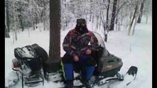 Причина клина снегохода Тайга Люкс 2