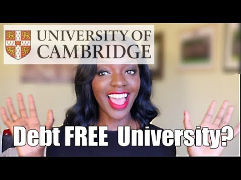 Simply Cambridge: Tuition Fees, Scholarships. Bursaries and Loans