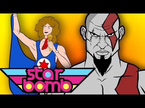 Starbomb - The God of No More - Animated Music Video