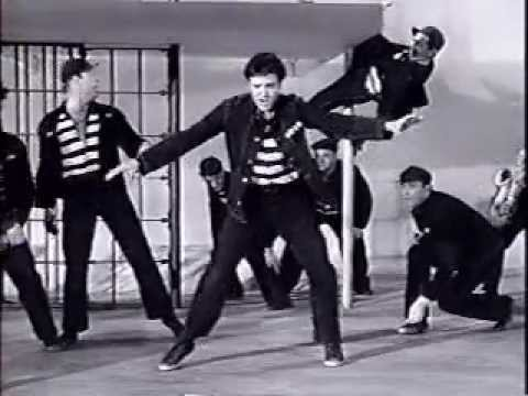 Jailhouse Rock Elvis Presley Rock - video.genyoutube.net