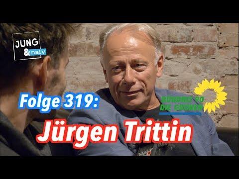 Jürgen Trittin (Die Grünen) über Kartelle, Oligarchen & Ramstein - Jung & Naiv: Folge 319