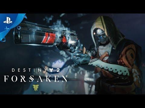 Here's what's in Destiny 2: Forsaken Cayde-6 Exotic Stash