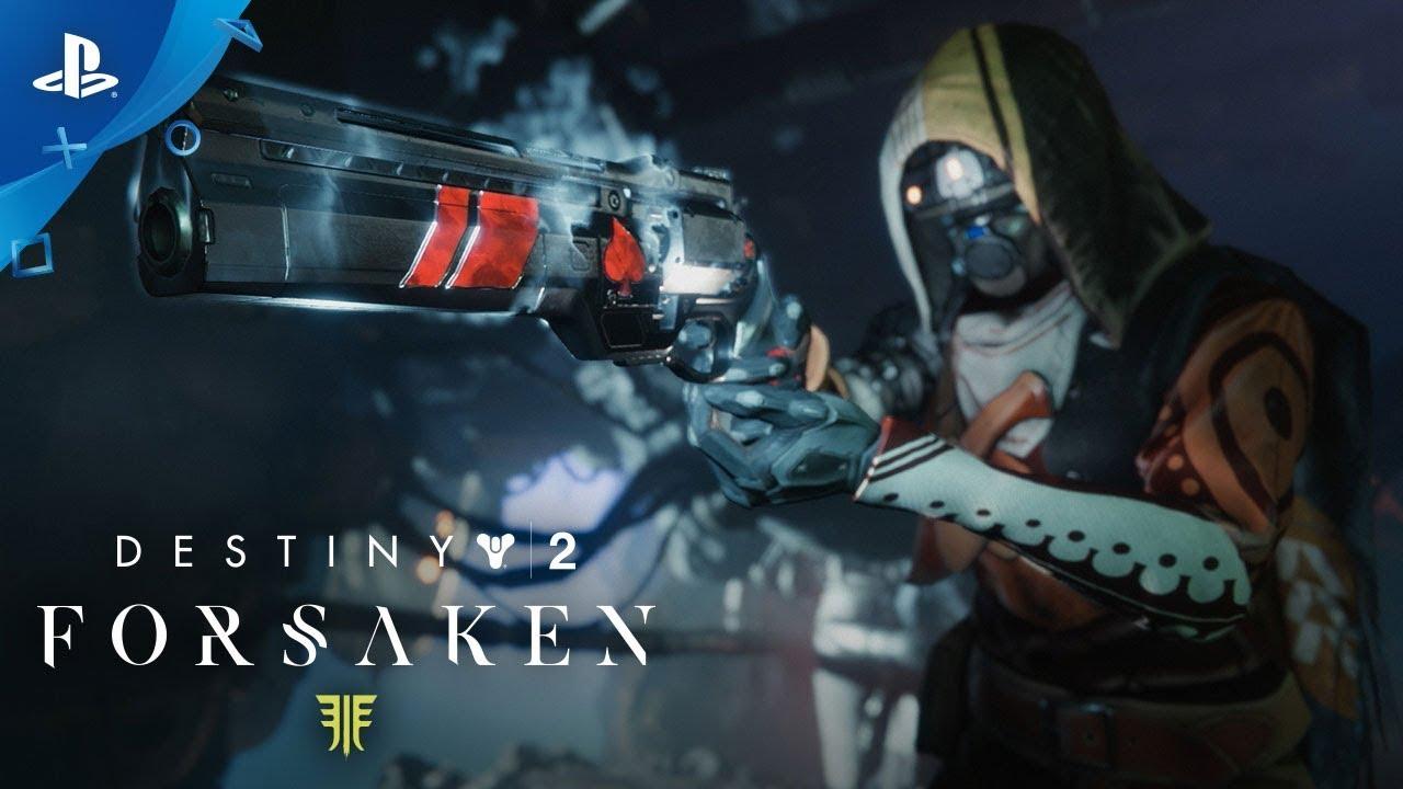 fb6df306781 Destiny 2  Forsaken – Cayde s Exotic Stash Pre-Order Trailer