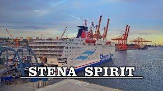 Timelapse - Stena Spirit