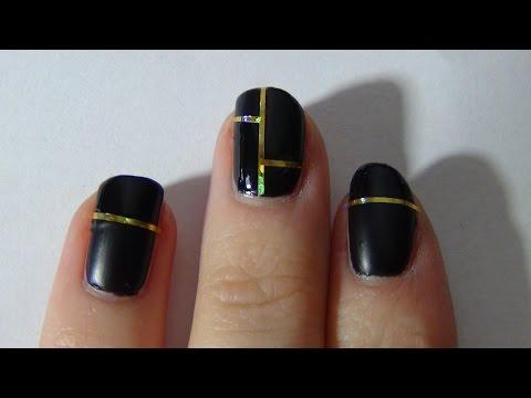 {Nail Art n°70} Party Nail Art/Nail Art pour une soirée !