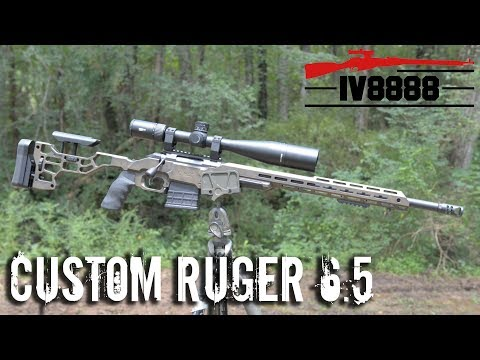Custom Ruger American 6.5 Creedmoor